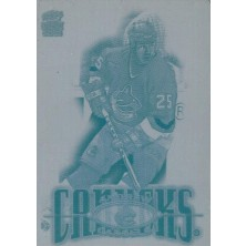 Cassels Andrew - 2000-01 Paramount Printing Plates Front No.237