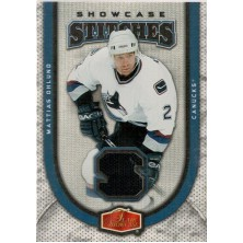 Ohlund Mattias - 2006-07 Flair Showcase Stitches No.SS-OH