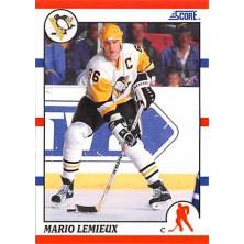 Lemieux Mario - 1990-91 Score American No.2