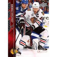 Toews Jonathan - 2015-16 Upper Deck No.44