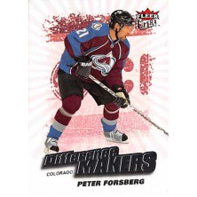 Forsberg Peter - 2008-09 Ultra Difference Makers No.DM15
