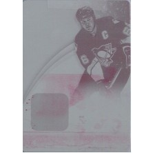 Lemieux Mario - 2013-14 Playbook Limited Edition Jerseys Printing Plate Magenta No.8