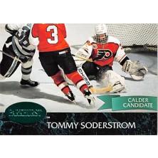 Soderstrom Tommy - 1992-93 Parkhurst Emerald Ice No.367