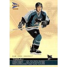 Selanne Teemu - 2001-02 McDonalds Pacific No.36