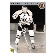 Carleton Wayne - 1991-92 Ultimate Original Six No.47