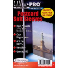 Postcard Sleeves