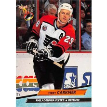 Carkner Terry - 1992-93 Ultra No.370