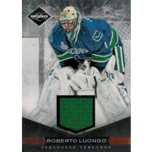 Luongo Roberto - 2011-12 Limited Materials No.176