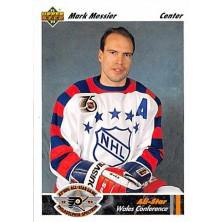 Messier Mark - 1991-92 Upper Deck No.620