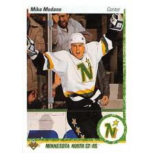 Modano Mike - 1990-91 Upper Deck No.46