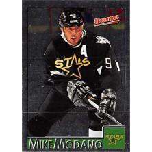 Modano Mike - 1995-96 Bowman Foil No.35