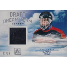 Hašek Dominik - 2014-15 ITG Draft Prospects Draft Dream Team Jerseys Silver  No.DT-4