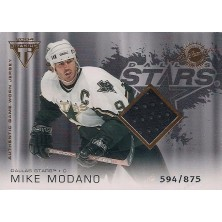 Modano Mike - 2003-04 Titanium No.151