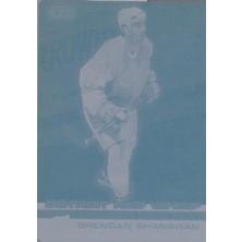 Shanahan Brendan - 2002-03 Heads Up Printing plateNo.47