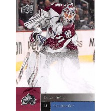 Budaj Peter - 2009-10 Upper Deck No.181