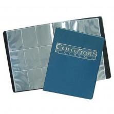 Album na karty A4 modré