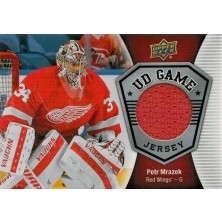 Mrázek Petr - 2016-17 Upper Deck Game Jerseys  No.GJ-PM