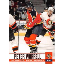 Worrell Peter - 2003-04 Pacific Red No.150