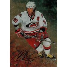 Kron Robert - 1998-99 Be A Player Autographs Gold No.25