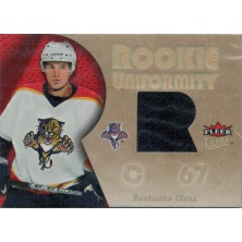 Olesz Rostislav - 2005-06 Ultra Rookie Uniformity Jerseys No.RU-RO