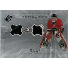 Hašek Dominik - 2001-02 SPx Hockey Treasures No.HT-DH