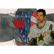 Guerin Bill - 2003-04 ITG Used Signature Series International Experience Jerseys No.27