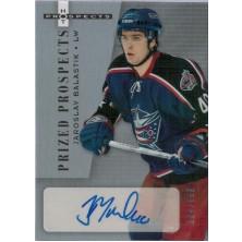 Balaštík Jaroslav - 2005-06 Hot Prospects No.196
