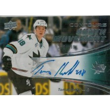 Hertl Tomáš - 2015-16 Contours Youth Movement Autographs No.YM-13