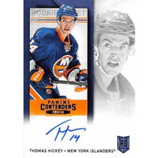 Hickey Thomas - 2013-14 Contenders No.247