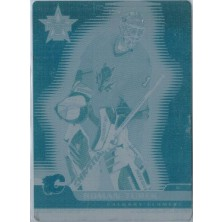 Turek Roman - 2001-02 Vanguard Printing Plate No.14