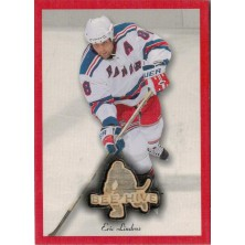 Lindros Eric - 2003-04 Beehive Sticks Red Border No.RE-10