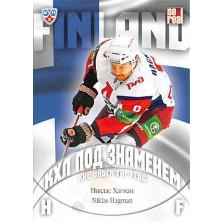 Hagman Niklas - 2013-14 Sereal KHL Under The Flag No.WCH-027