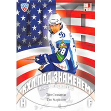 Stapleton Tim - 2013-14 Sereal KHL Under The Flag No.WCH-091