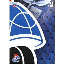 Lokomotiv Yaroslav - 2013-14 Sereal Clubs Logo Puzzle No.PUZ-105