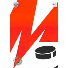 Metallurg Novokuznetsk - 2013-14 Sereal Clubs Logo Puzzle No.PUZ-230