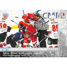 Vityaz Enforcers Against Traktor - 2013-14 Sereal KHL Video-Hit No.VID-012