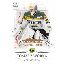 Závorka Tomáš - 2014-15 OFS Expo Olomouc No.160