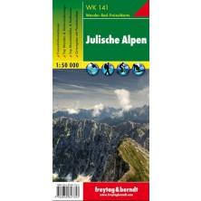 Julské Alpy - Freytag & Berndt WK141