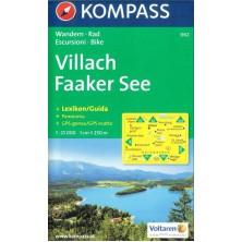 Villach, Faaker See - Kompass 062