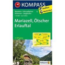 Mariazell, Ötscher, Erlauftal - Kompass 22