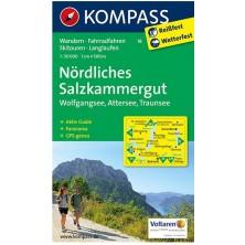 Nördliches Salzkammergut - Kompass 18