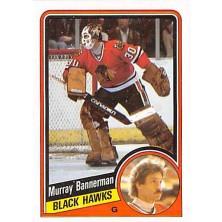 Bannerman Murray - 1984-85 Topps No.27