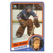 Hanlon Glen - 1984-85 Topps No.106