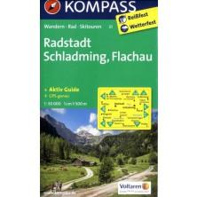 Radstadt, Schladming, Flachau - Kompass 31
