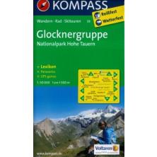 Glocknergruppe - Kompass 39