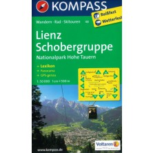 Lienz, Schobergruppe - Kompass 48