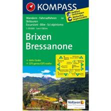 Brixen, Bressanone - Kompass 56