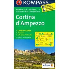 Cortina ď Ampezzo - Kompass 55