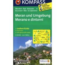 Meran, Merano - Kompass 53