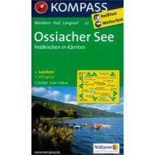 Ossiacher See, Feldkirchen - Kompass 62
